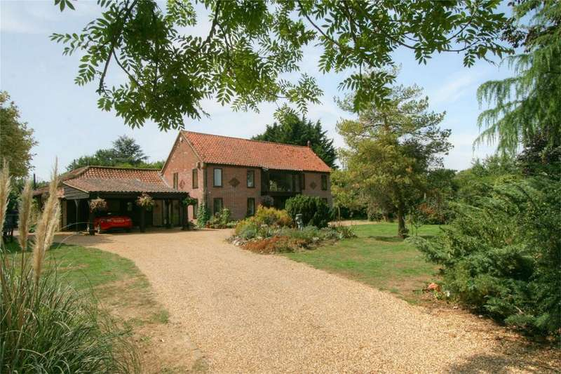 7 Bedrooms Barn Conversion Character Property for sale in Colton Road, NR9 5DH, Honingham, NORWICH, Norfolk