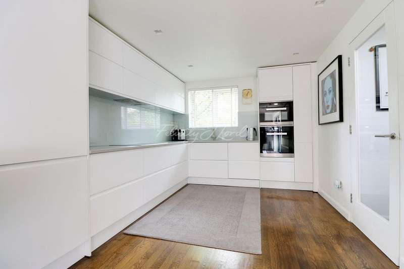 3 Bedrooms Terraced House for sale in Belfont Walk, Islington, N7