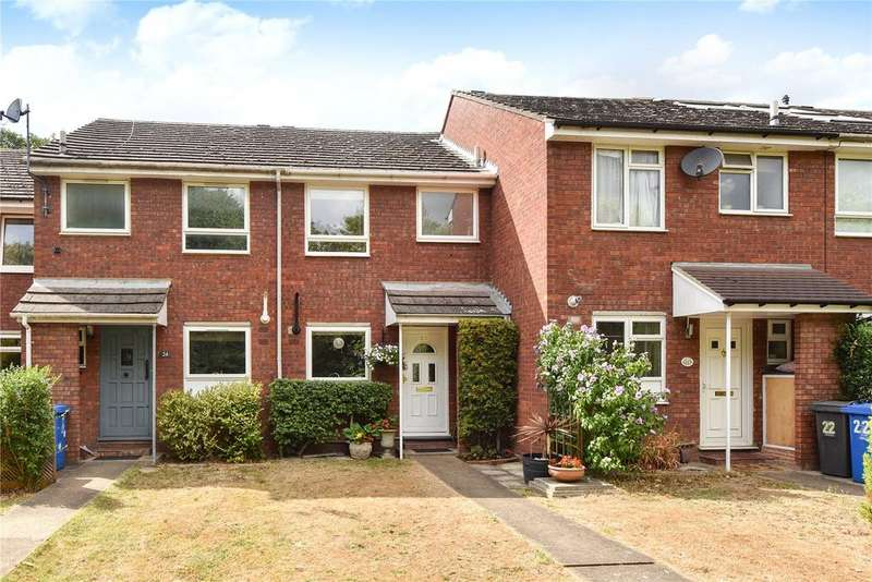2 Bedrooms Terraced House for sale in Stephenson Drive, Windsor, Berkshire, SL4