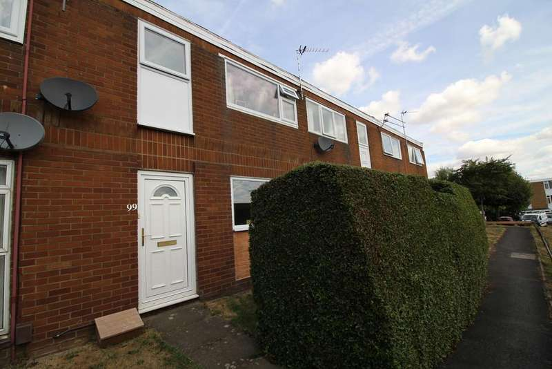 2 Bedrooms Terraced House for sale in Griffin Close, Shepshed