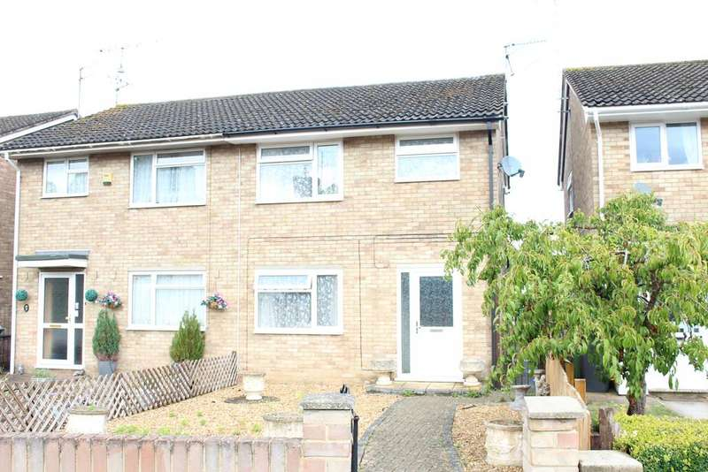 3 Bedrooms Semi Detached House for sale in Hillside Road, Hungerford RG17