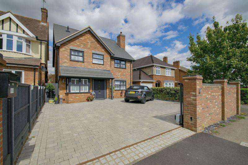 4 Bedrooms Detached House for sale in Oliver Street, Ampthill