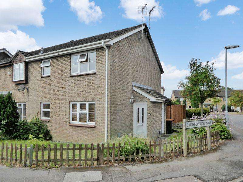 1 Bedroom Cluster House for sale in Gainsborough Drive, Dunstable