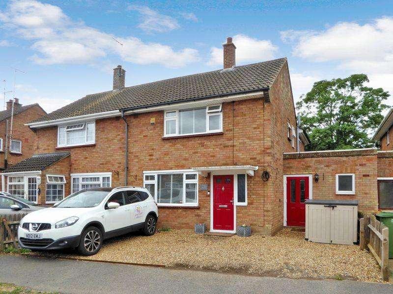 3 Bedrooms Semi Detached House for sale in Birchs Close, Leighton Buzzard