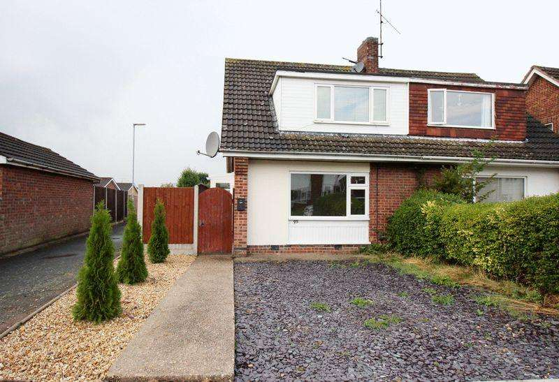 3 Bedrooms Semi Detached House for sale in Chiltern Road, off Brant Road, Lincoln