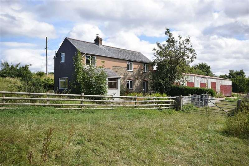 3 Bedrooms Smallholding Commercial for sale in Bryncwmnant, Kerry, Newtown, Powys, SY16