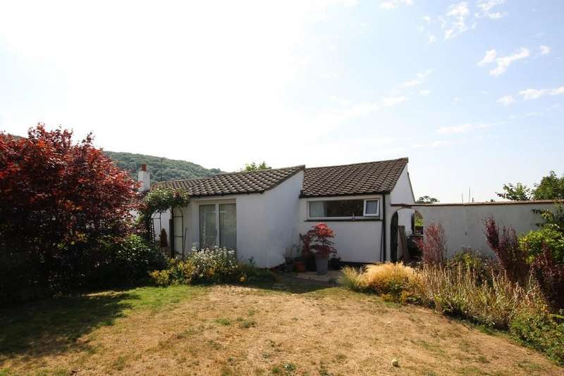 3 Bedrooms Detached Bungalow for sale in Innicks Close, Ubley