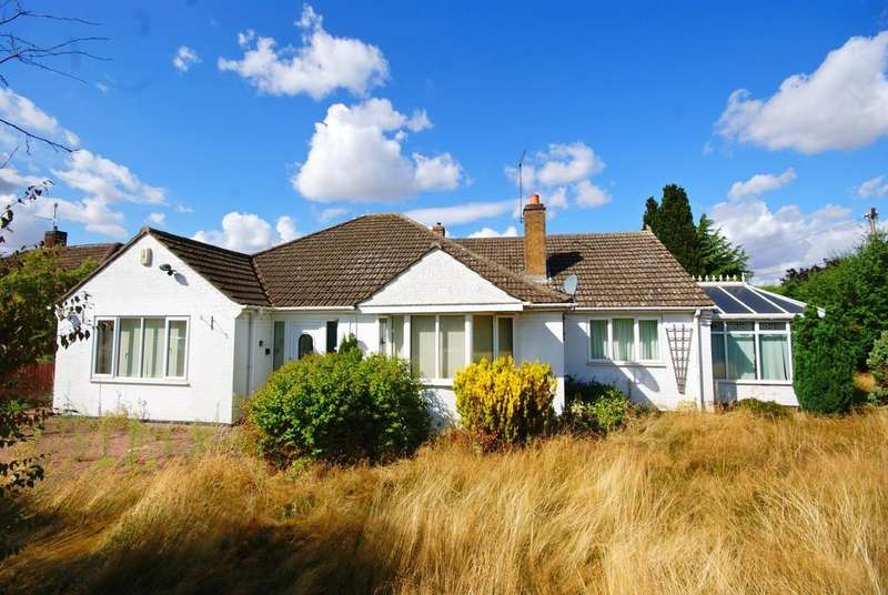 3 Bedrooms Detached Bungalow for sale in Jaguar Drive, North Hykeham, Lincoln