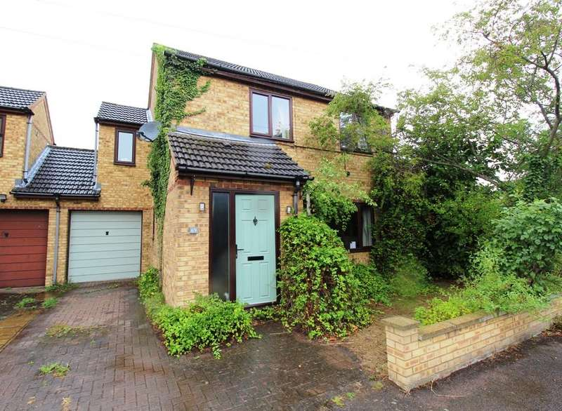 4 Bedrooms Link Detached House for sale in Great North Road, Wyboston MK44