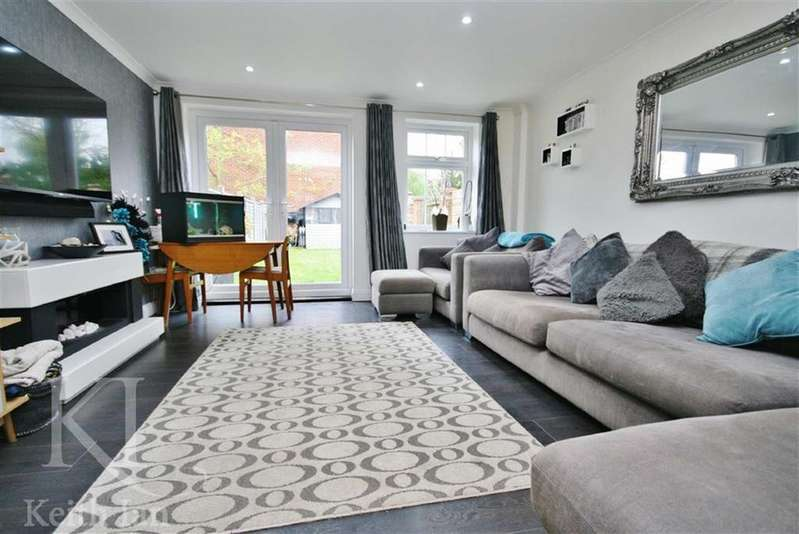3 Bedrooms End Of Terrace House for sale in Tarpan Way, Turnford