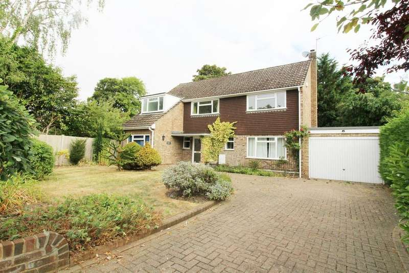 4 Bedrooms House for sale in Hillview Close, Tilehurst, Reading