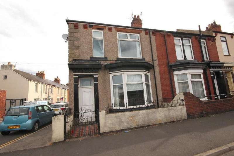 3 Bedrooms End Of Terrace House for sale in Elwick Road, Hartlepool