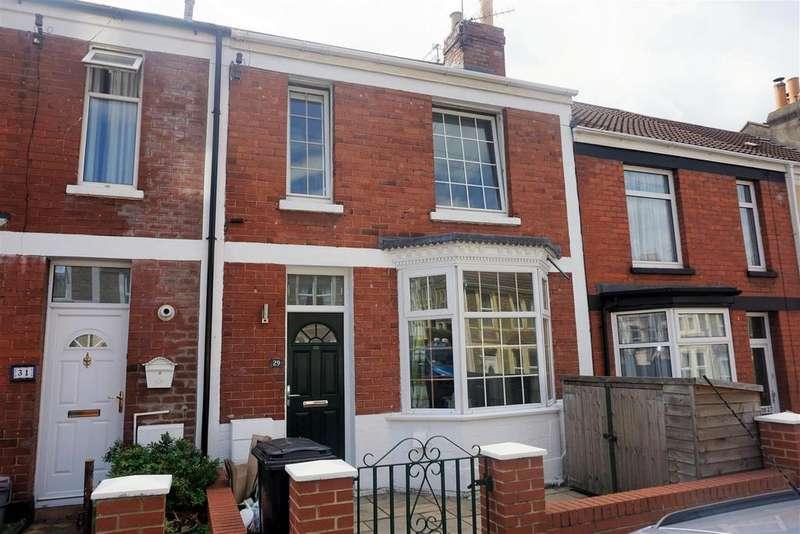 3 Bedrooms Terraced House for sale in Sandown Road, Brislington, Bristol