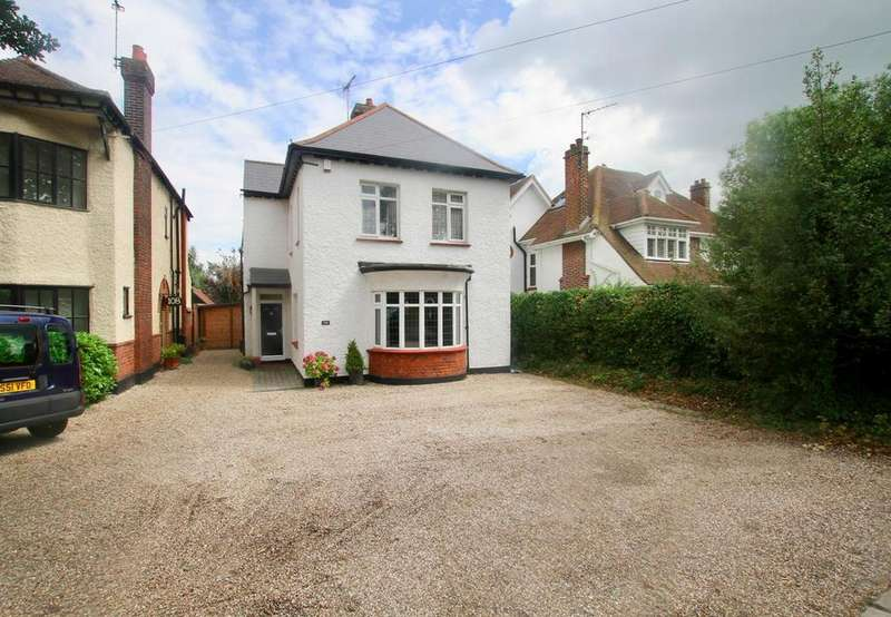 4 Bedrooms Detached House for sale in Eastwood Road, Leigh-On-Sea