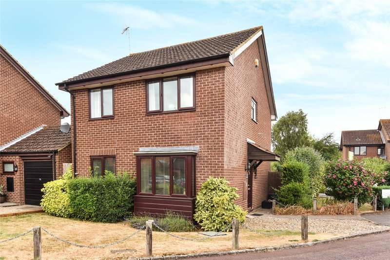 4 Bedrooms Detached House for sale in Culloden Way, Wokingham, Berkshire, RG41
