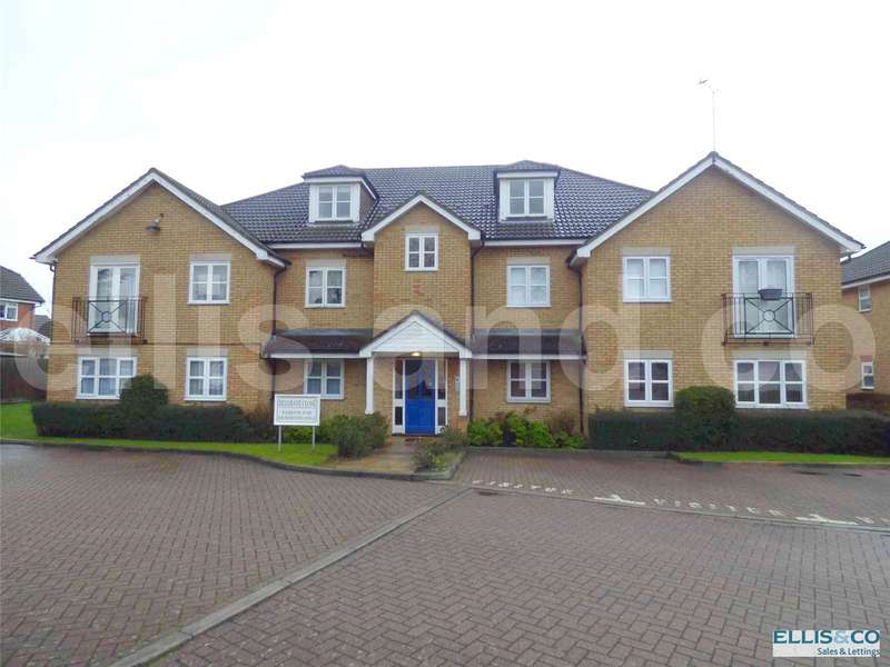 2 Bedrooms Flat for sale in Belgrave Close Mill Hill London