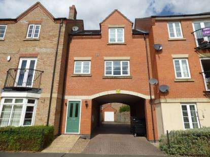 2 Bedrooms Terraced House for sale in Venables Way, Lincoln, Lincolnshire, .
