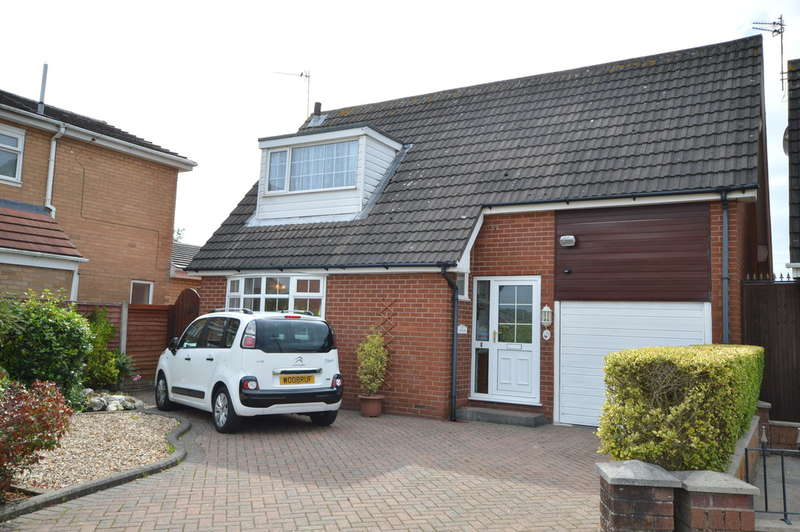 3 Bedrooms Detached House for sale in Halton Gardens, Marton