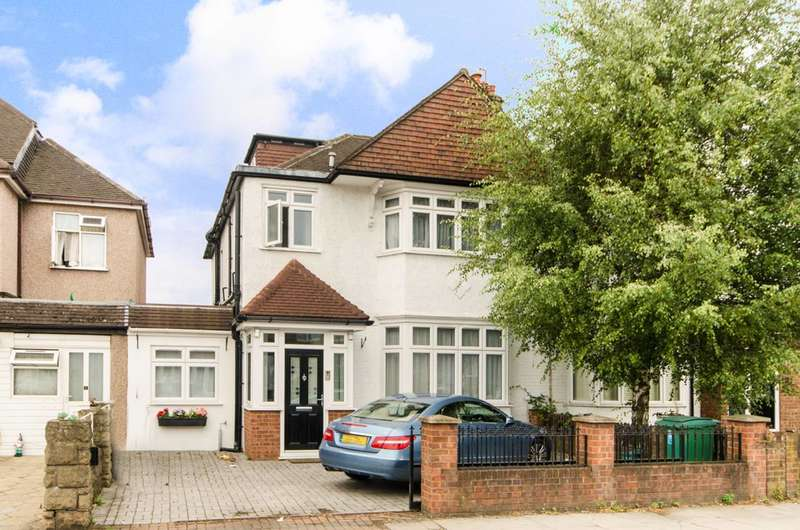 5 Bedrooms Semi Detached House for sale in Chamberlayne Road, Kensal Rise, NW10