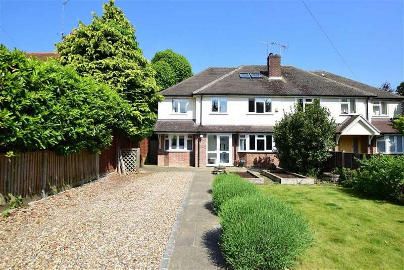5 Bedrooms Semi Detached House for sale in St Andrews Road, Caversham Heights, Reading