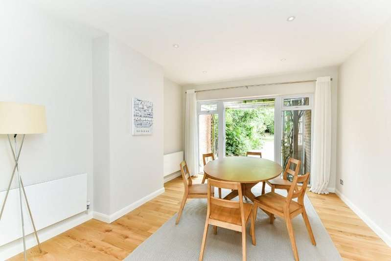 4 Bedrooms Terraced House for sale in Acland Crescent, Denmark Hill