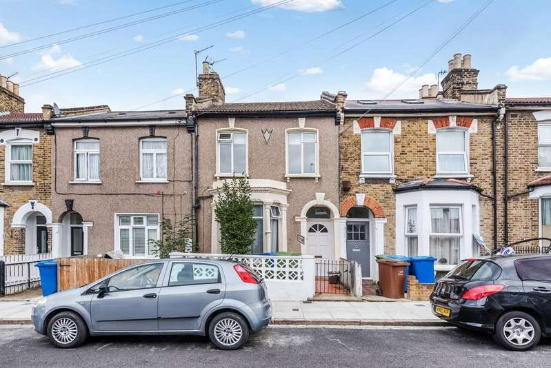 3 Bedrooms Terraced House for sale in Stanbury Road Peckham SE15