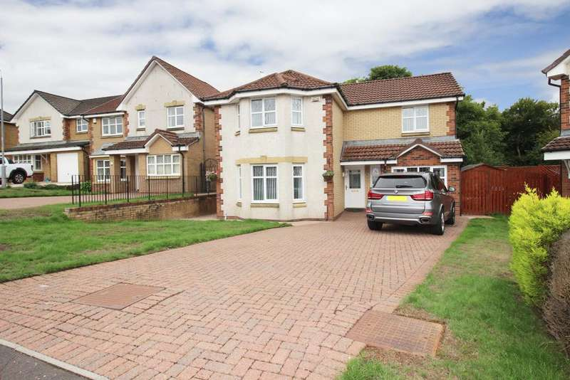 4 Bedrooms Detached House for sale in 15 Ocean Field, Clydebank, G81 3QW