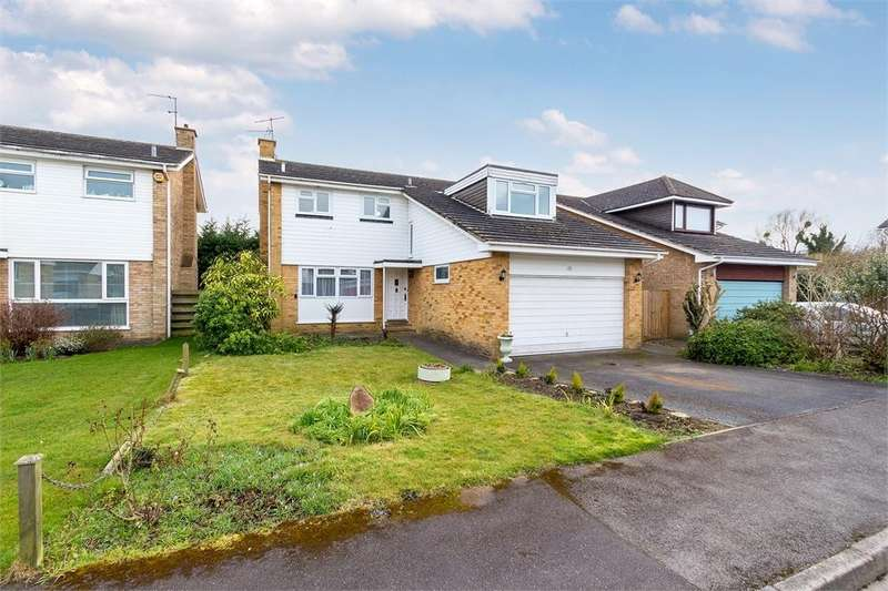 4 Bedrooms Detached House for sale in Beaulieu Close, Datchet, Berkshire
