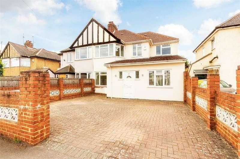 4 Bedrooms Semi Detached House for sale in Thurston Road, Slough, Berkshire