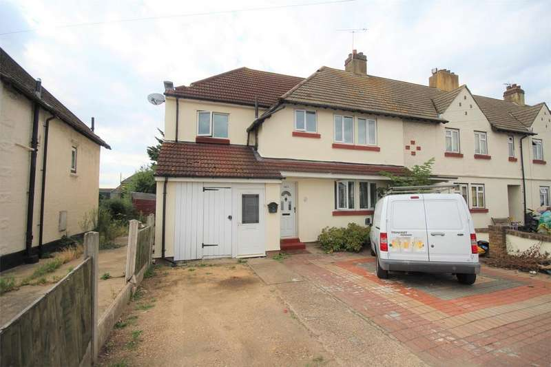 4 Bedrooms End Of Terrace House for sale in South End Road, South Hornchurch, Essex