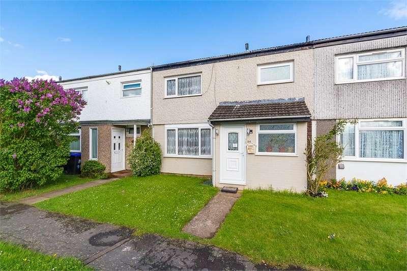 3 Bedrooms Terraced House for sale in Hanbury Close, Burnham, Buckinghamshire