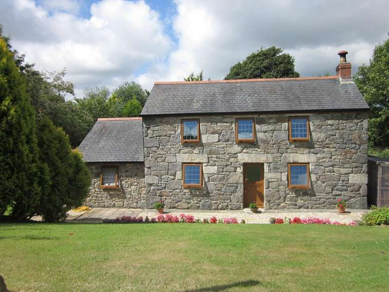 4 Bedrooms Detached House for sale in Trescowe Common, Penzance
