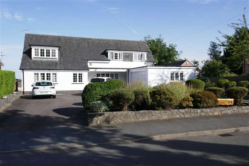 4 Bedrooms Detached House for sale in Main Street, Ratcliffe-on-the-Wreake