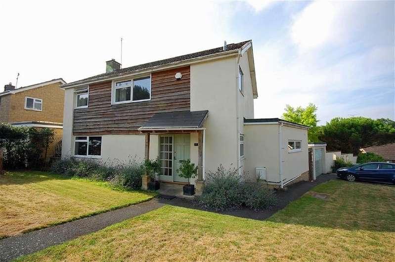 4 Bedrooms Detached House for sale in Hetton Gardens, Charlton Kings, Cheltenham, GL53
