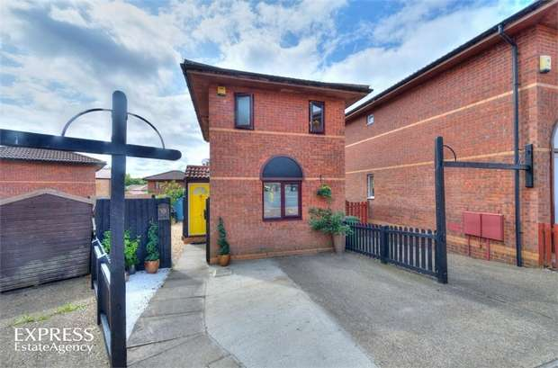 2 Bedrooms Detached House for sale in Armstrong Close, Crownhill, Milton Keynes, Buckinghamshire