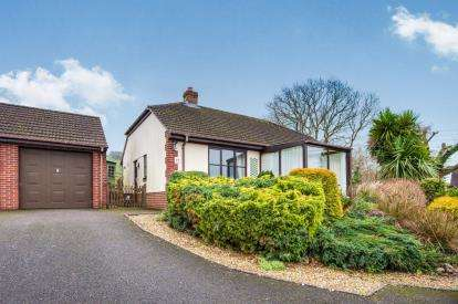 2 Bedrooms Bungalow for sale in Musbury, Axminster, Devon