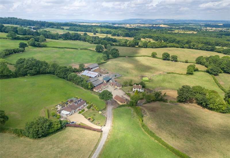 7 Bedrooms Farm Commercial for sale in Hare Lane, Buckland St. Mary, Chard, Somerset, TA20