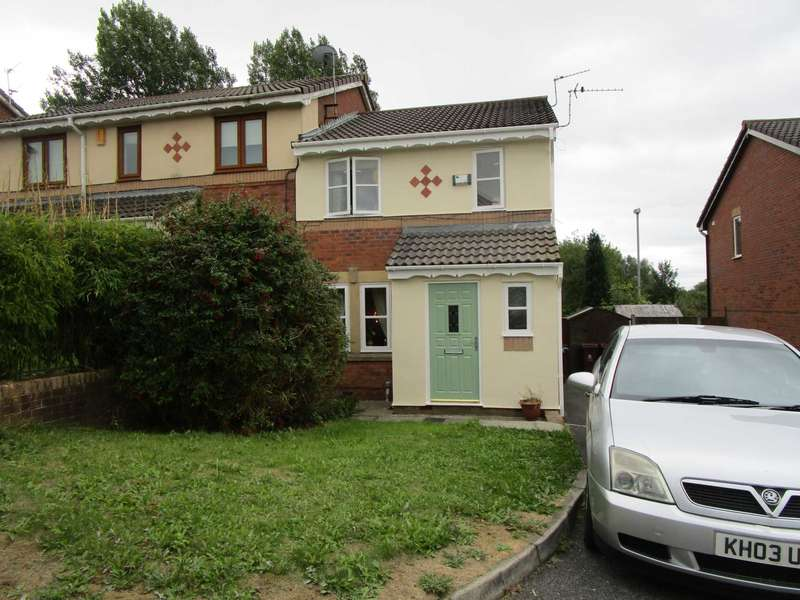 3 Bedrooms Semi Detached House for sale in Old Bank View, Moorside