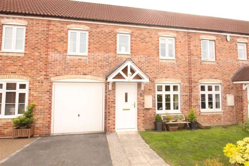3 Bedrooms Terraced House for sale in Orchard Mews, Rodley , Leeds , LS13 1PQ