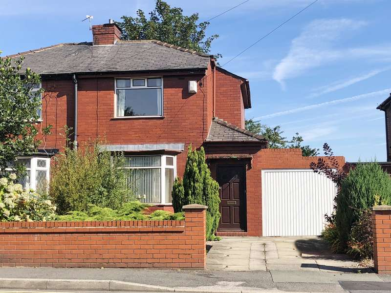 2 Bedrooms Semi Detached House for sale in Plodder Lane, Farnworth, Bolton, BL4 0JY