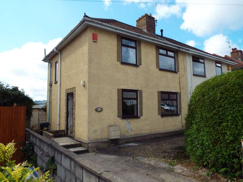 3 Bedrooms Semi Detached House for sale in 26 Felton Grove, Bedminster Down, Bristol