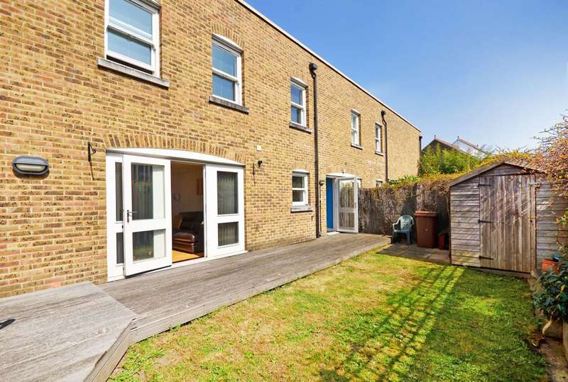 4 Bedrooms Terraced House for sale in High House Mews, Stoke Newington, N16