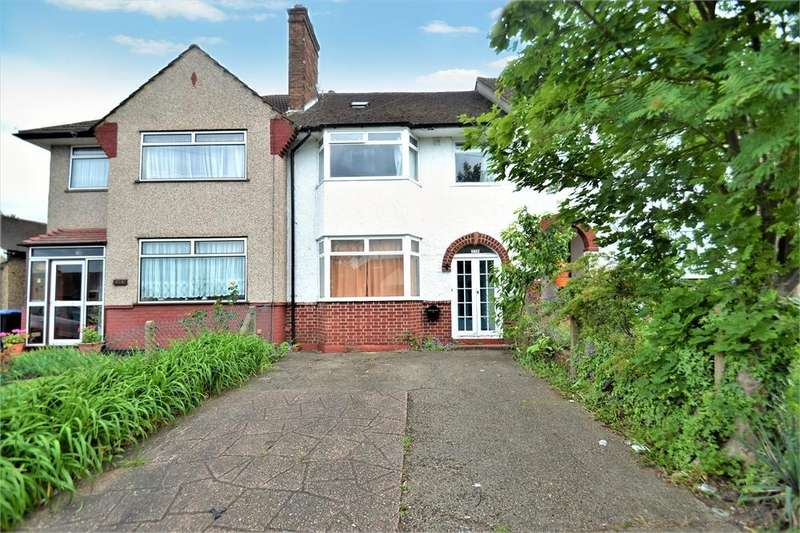 4 Bedrooms Terraced House for sale in Crest Road, London
