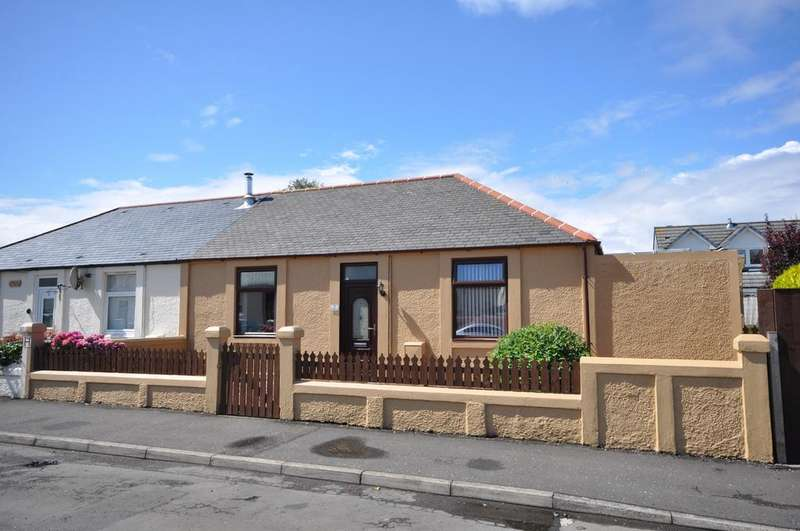 3 Bedrooms Semi Detached House for sale in 2 Roodlands Road, Girvan KA26