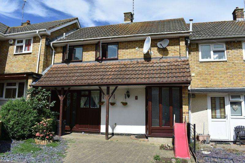 2 Bedrooms Terraced House for sale in Beatty Lane, Basildon