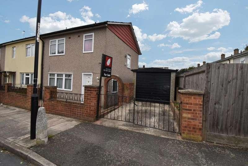 3 Bedrooms End Of Terrace House for sale in Kellaway Road London SE3