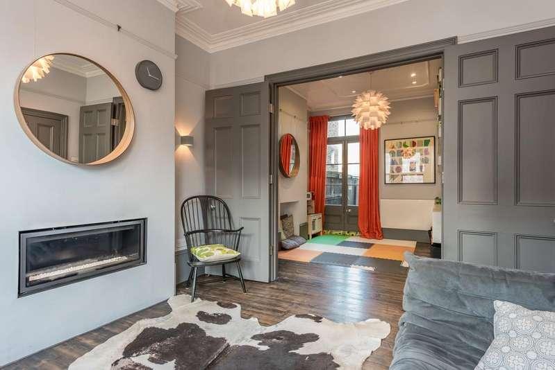 3 Bedrooms Terraced House for sale in ALLISON ROAD, LONDON N8