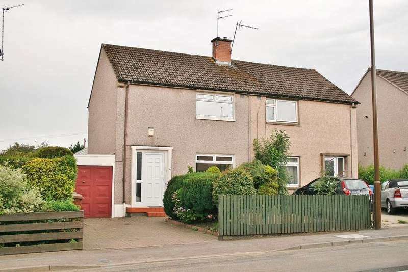 3 Bedrooms Semi-detached Villa House for sale in 41 Dundas Street, Bonnyrigg EH19 3ET