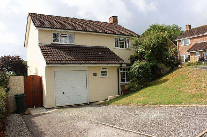 4 Bedrooms Detached House for sale in Chipponds Drive, St. Austell