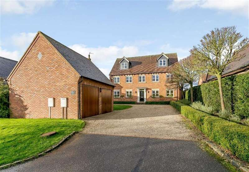 5 Bedrooms Detached House for sale in Shangton Road, Tur Langton